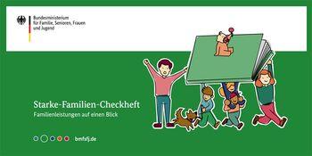 Starke-Familien-Checkheft - Familienleistungen auf einen Blick